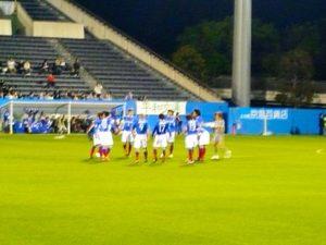 ナビスコカップ横浜F・マリノスvs大宮アルディージャ