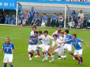 横浜F・マリノスセットプレー