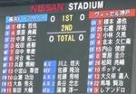横浜F・マリノスvsヴィッセル神戸試合開始直後