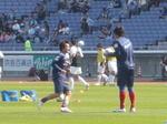 横浜F・マリノスの韓国人コンビ