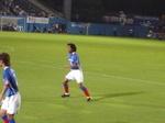 横浜F・マリノスの日本代表キャプテン中澤佑二
