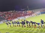 横浜F・マリノス、勝利の瞬間