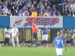 横浜F・マリノスの途中出場の坂田大輔