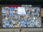 横浜F・マリノスの松田直樹に対する応援