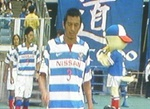 横浜F・マリノスの松田直樹