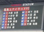 横浜F・マリノス vs 福島ユナイテッドFC