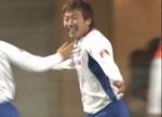 新人記録達成の横浜F・マリノスの渡邉千真