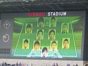 横浜F・マリノス vs FC東京フォーメーション