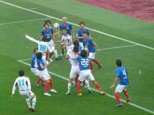 横浜F・マリノス vs アビスパ福岡