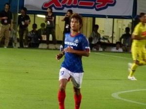 横浜F・マリノスの日本代表候補谷口博之