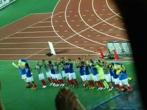 横浜F・マリノスの勝利