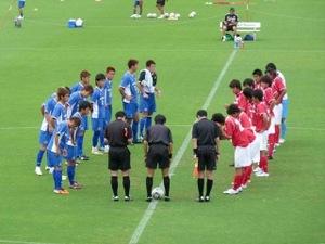 横浜F・マリノス vs 関西大学