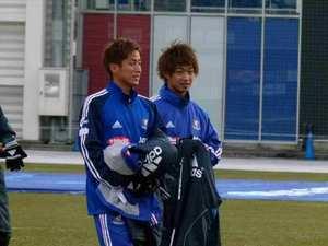 横浜F・マリノス狩野健太と松本怜