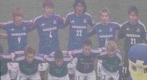 ベガルタ仙台戦の横浜F・マリノスイレブン