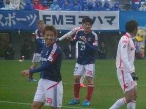 横浜F・マリノス兵藤慎剛と富澤清太郎