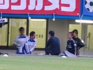 横浜F・マリノス狩野健太と水沼貴史