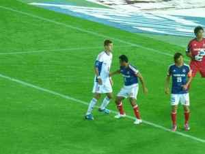 FC東京の長谷川アーリアジャスール