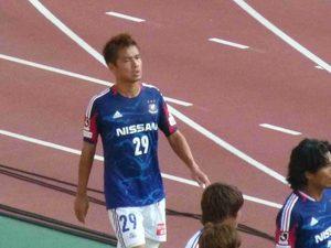 横浜F・マリノス谷口博之