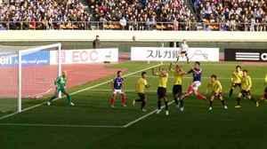 天皇杯横浜F・マリノスvs柏レイソル