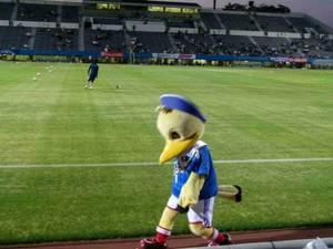 マリノス君 横浜F・マリノス vs ジュビロ磐田