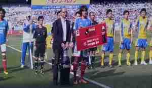 3月月間MVP中村俊輔 @ 横浜F・マリノス vs ベガルタ仙台
