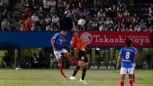 横浜F・マリノスの富澤清太郎