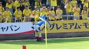 横浜F・マリノス vs 柏レイソル マリノス君