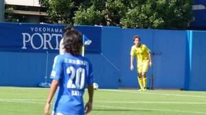 横浜F・マリノス vs 柏レイソル 狩野健太