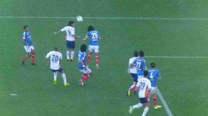 横浜F・マリノス vs アルビレックス新潟