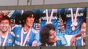 天皇杯優勝の横浜F・マリノス