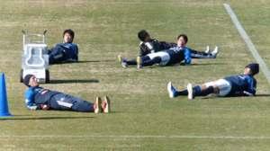 横浜F・マリノス伊藤翔たち