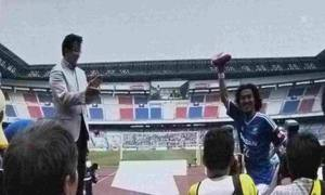 横浜F・マリノス中澤佑二