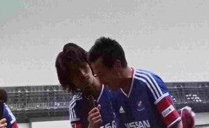 横浜F・マリノス中澤佑二と藤田祥史