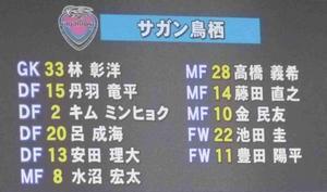 横浜F・マリノス vs サガン鳥栖