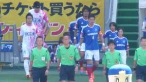 横浜F・マリノス vs サガン鳥栖キャプテン栗原勇蔵