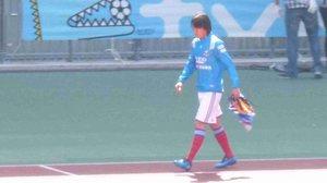 横浜F・マリノス vs サガン鳥栖キャプテン中村俊輔
