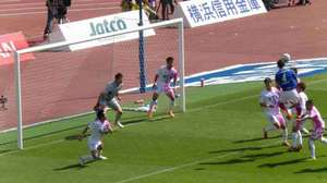 横浜F・マリノス vs サガン鳥栖栗原勇蔵