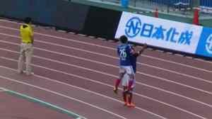 横浜F・マリノス伊藤翔のPK