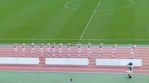横浜F・マリノス勝利のバンザイ