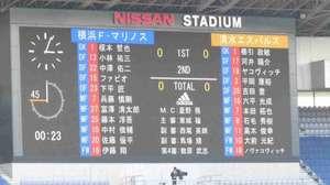 2014 J1 第28節 横浜F・マリノス vs 清水エスパルス