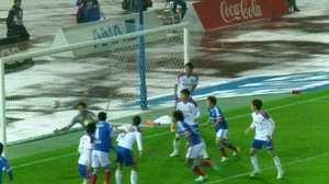 2014 J1 第33節 横浜F・マリノス vs アルビレックス新潟