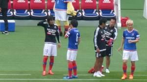 横浜F・マリノスvs湘南ベルマーレ