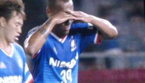 横浜F・マリノスアデミウソンのゴール