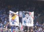 横浜F・マリノスの日本代表二人